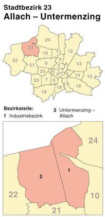 Schlüsseldienst in München-Allach-Untermenzing