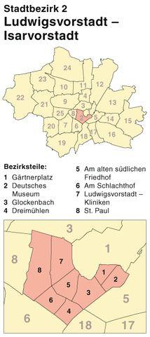 Schlüsseldienst München-Ludwigsvorstadt-Isarvorstadt - Schließanlagen von Mario Pichelmaier - günstige Türöffnung