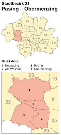 Schlüsseldienst für München-Pasing-Obermenzing - Türöffnung zum Festpreis - Beratung zum Einbruchschutz