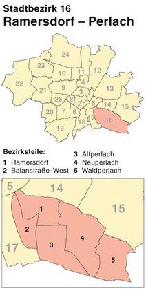 Schlüsseldienst im Stadtbezirk München-Ramersdorf-Perlach - Einbruchschutz für Münchner Häuser und Wohnungen - Türöffnung günstig vom Fachmann