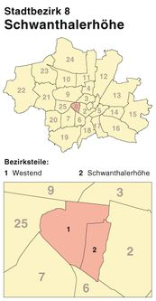 Schlüsseldienst im Stadtbezirk München-Schwanthalerhöhe - Nachschlüssel schnell & günstig - Schwachstellen-Analyse zum Einbruchschutz