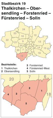 Schlüsseldienst im Stadtbezirk M.-Thalkirchen - Türöffnung mit patentiertem Werkzeug - Amper Aufsperrdienst von M. Pichelmaier