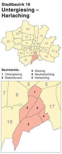 Schlüsseldienst in München-Untergiesing-Harlaching - Türöffnungen zu Fixpreisen - fackundige Einbruchschutz-Beratung