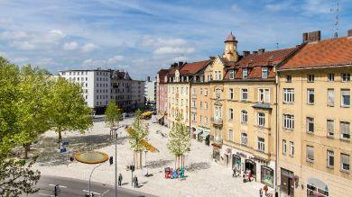Harras München - Schlüsseldienst von Mario Pichelmaier ist binnen 30 Minuten vor Ort.