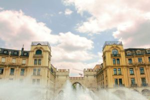 Schlüsseldienst München Stachus - Türöffnung am Karlsplatz zum Festpreis - 24 Stunden Service