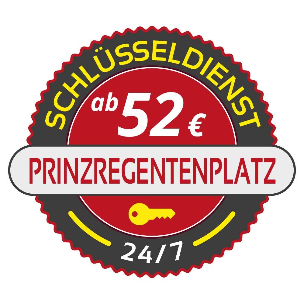 Schluesseldienst Muenchen prinzregentenplatz mit Festpreis ab 52,- EUR