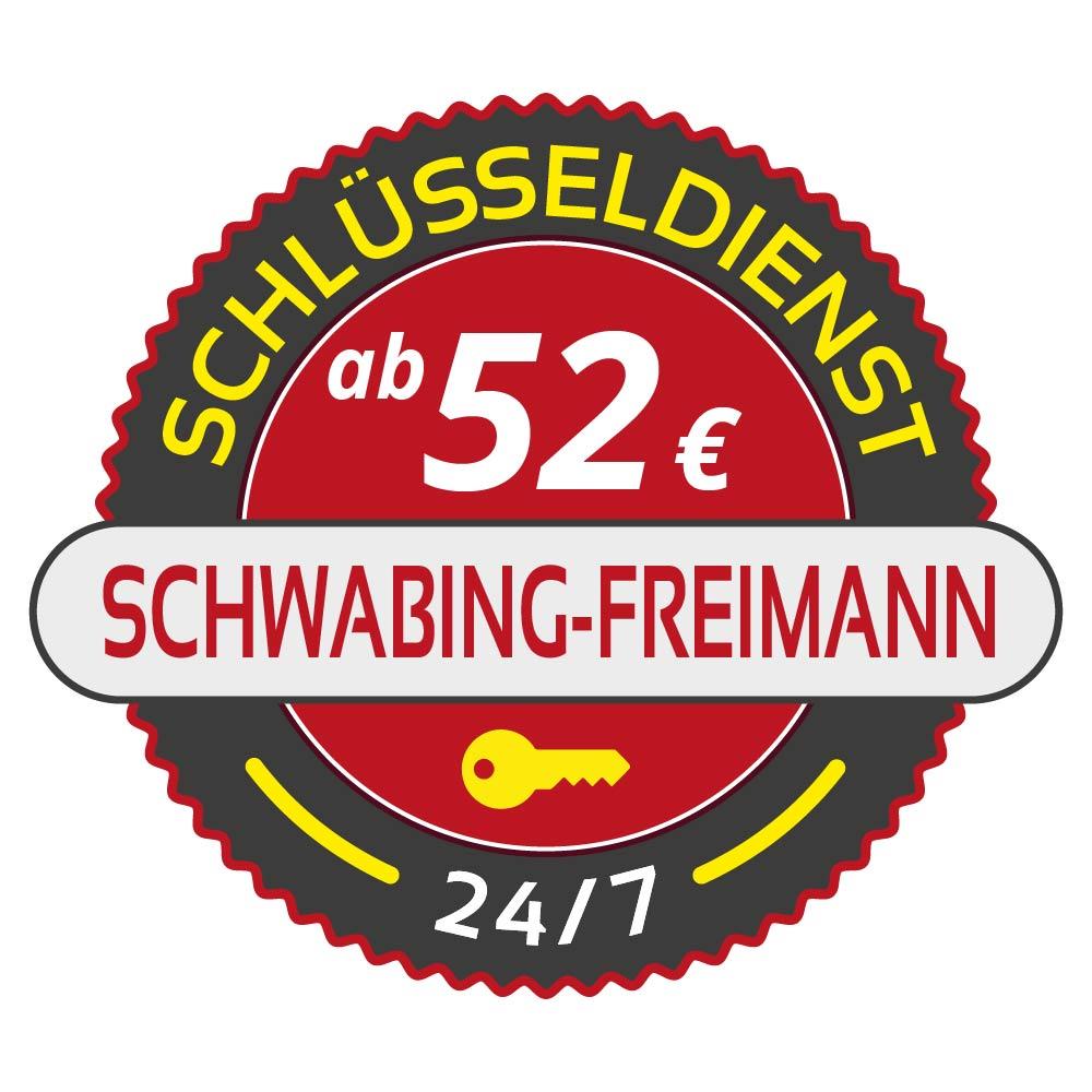 Schluesseldienst Muenchen schwabing-freimann mit Festpreis ab 52,- EUR
