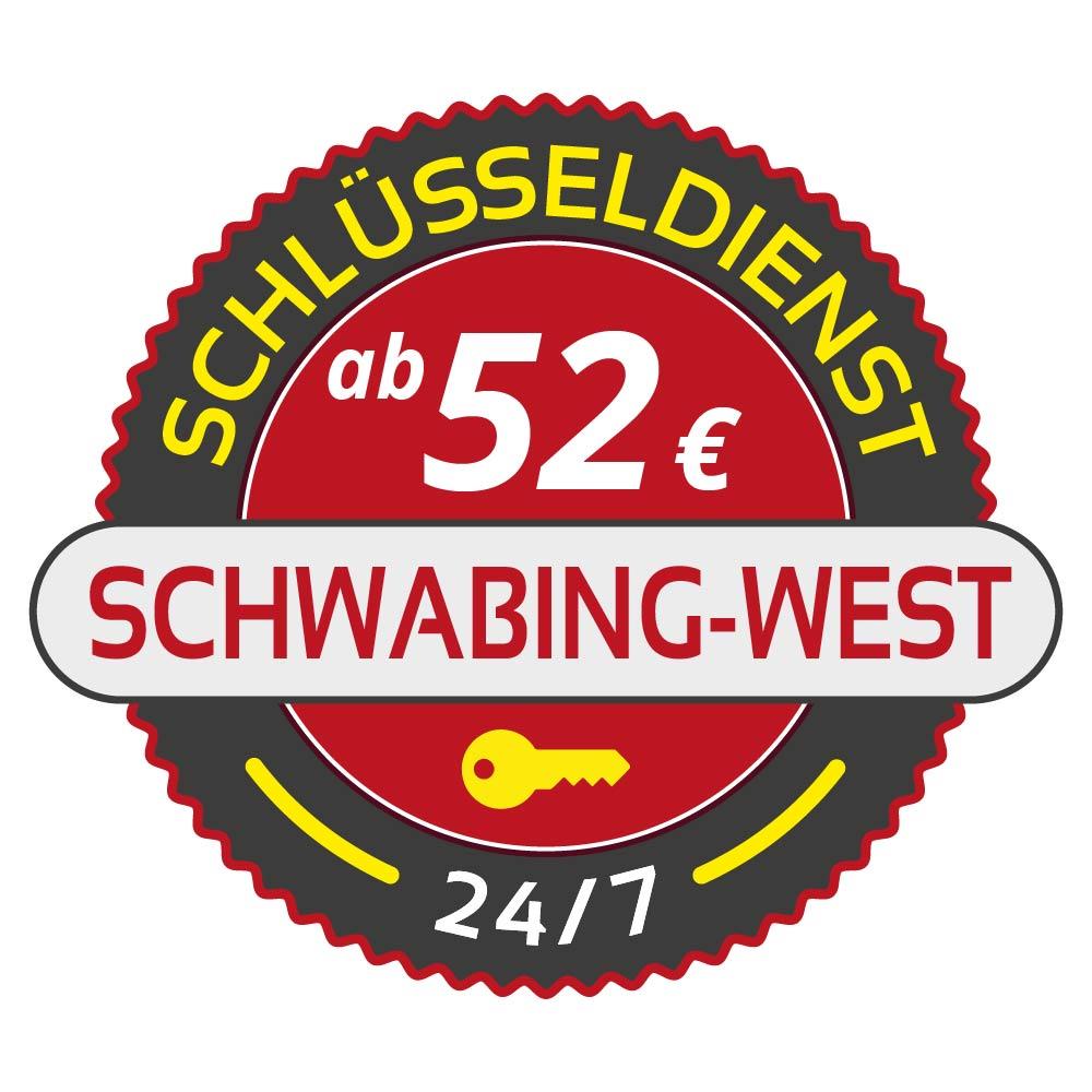 Schluesseldienst Muenchen schwabing-west mit Festpreis ab 52,- EUR
