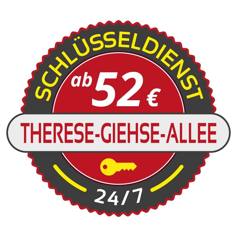 Schluesseldienst Muenchen therese-giehse-allee mit Festpreis ab 52,- EUR
